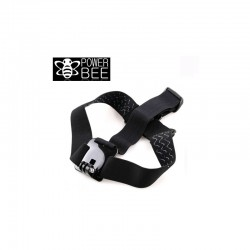 Opaska na głowę do GoPro HERO POWERBEE HEADSTRAP