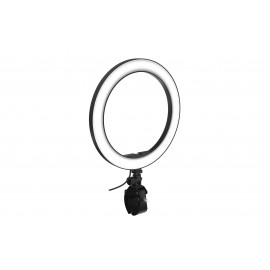 Lampa pierścieniowa LED Newell RL-10A + statyw