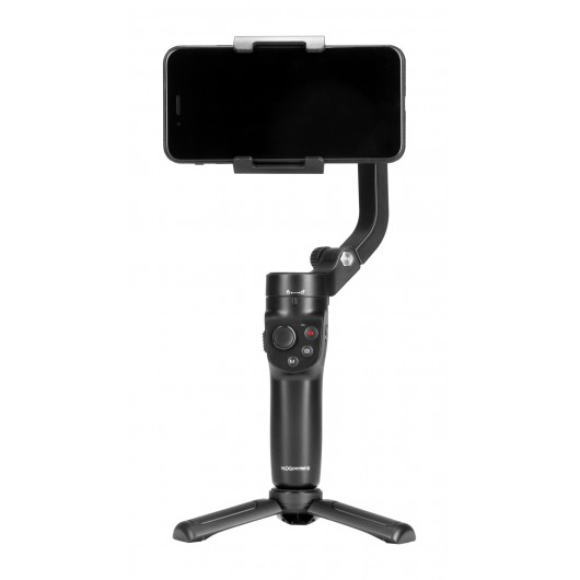 Gimbal ręczny FeiyuTech Vlog Pocket 2 do smartfonów - czarny