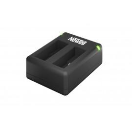 Ładowarka dwukanałowa Newell SDC-USB do akumulatorów AABAT-001