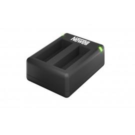 Ładowarka dwukanałowa Newell SDC-USB do akumulatorów AHDBT-401