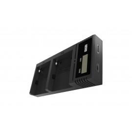 Ładowarka Newell Ultra Fast Type-C do akumulatorów serii NP-F, NP-FM