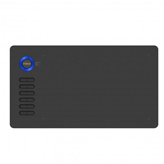 Tablet graficzny Veikk A15 - niebieski