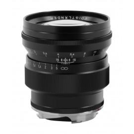 Obiektyw Voigtlander Nokton 75 mm f/1,5 do Leica M - czarny