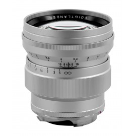 Obiektyw Voigtlander Nokton 75 mm f/1,5 do Leica M - srebrny