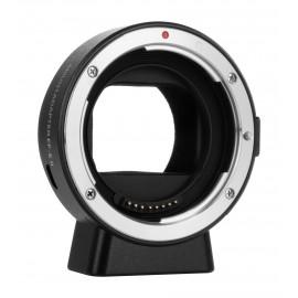 Adapter bagnetowy Yongnuo EF-E II - Canon EF / Sony E