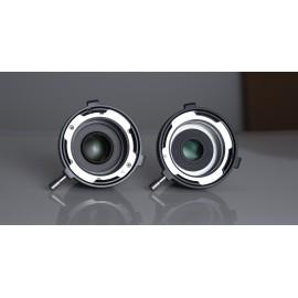 Zestaw adapter anamorficzny x1,33 i telekonwerter x1,4 Super 35 / FF Venus Optics Laowa - PL / PL