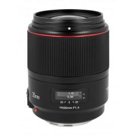 Obiektyw Yongnuo YN 35 mm f/1,4 do Canon EF