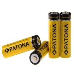 AA LR6 Patona akumulatorki 4 szt. box