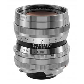 Obiektyw Voigtlander Ultron 35 mm f/1,7 do Leica M - srebrny