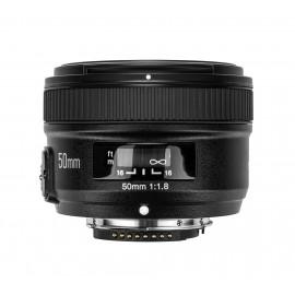 Obiektyw Yongnuo YN 50 mm f/1,8 do Nikon F