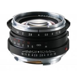 Obiektyw Voigtlander Nokton Classic 40 mm f/1,4 do Leica M - MC