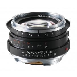 Obiektyw Voigtlander Nokton Classic 40 mm f/1,4 do Leica M - SC