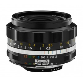 Obiektyw Voigtlander Ultron SL IIs 40 mm f/2,0 do Nikon F