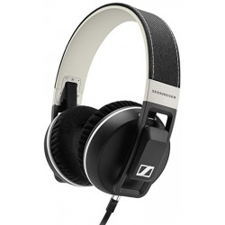 Sennheiser URBANITE XL Czarne iPhone Apple