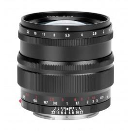 Obiektyw Voigtlander Nokton SE 50 mm f/1,2 do Sony E