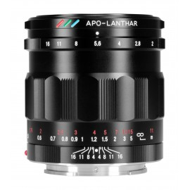 Obiektyw Voigtlander APO Lanthar 50 mm f/2,0 do Sony E