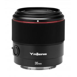 Obiektyw Yongnuo YN 35 mm f/2,0 DF DSM do Sony E