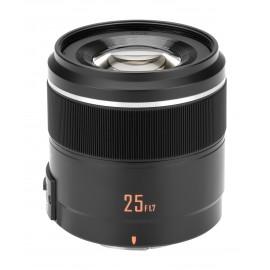 Obiektyw Yongnuo YN 25 mm f/1,7 M do Micro 4/3