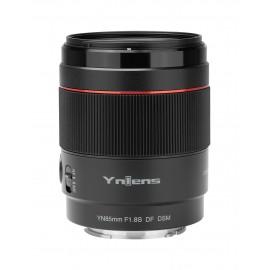 Obiektyw Yongnuo YN 85 mm f/1,8 S DF DSM do Sony E