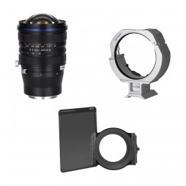 Zestaw Venus Optics Laowa Shift/Adapter/Uchwyt (Sony E)