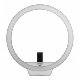 Lampa pierścieniowa LED Yongnuo YN608 RGB - WB (5500 K)