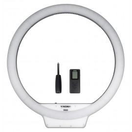 Lampa pierścieniowa LED Yongnuo YN308 - WB (3200 K - 5500 K)
