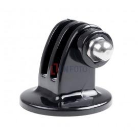 """Adapter Redleaf z mocowaniem statywowym żeńskim 1/4"""" do systemu GoPro - plastikowy"""
