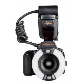 MeiKe MK-14EXT Macro - lampa pierścieniowa do Nikon