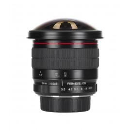 Obiektyw Meike MK-8mm F3.5 do Fuji