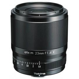 Obiektyw Tokina atx-m 23mm Fuji X
