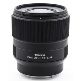 Obiektyw Tokina FIRIN 20mm F2 FE AF Sony E
