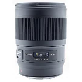 Obiektyw Tokina Opera 50mm F1.4 FF Nikon