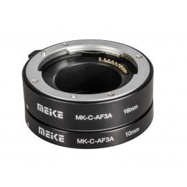 Pierścienie pośrednie Meike MK-C-AF3A Canon M