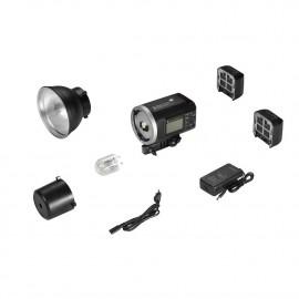 Quadralite Atlas 600 TTL 1-Light Kit