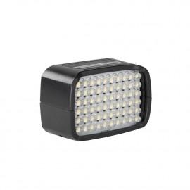 Quadralite Reporter 200 TTL główka typu C LED