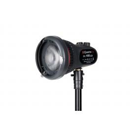 Quadralite SVL-400 lampa LED plus