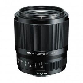 Obiektyw Tokina atx-m 56mm Fuji X