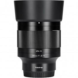 Obiektyw Tokina atx-m 85mm F1.8 FE do Sony E