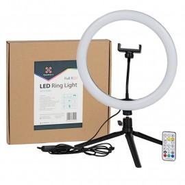 Quadralite LED Ring Light 12 cali
