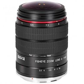 Obiektyw Meike MK-6-11mm F3.5 Fuji X APSC