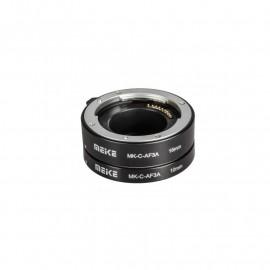 Pierścienie pośrednie Meike MK-P-AF3-A do Micro 4/3