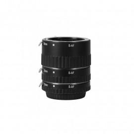 Pierścienie pośrednie MeiKe MK-N-AF1-A z przeniesieniem AF i ekspozycji do Nikon