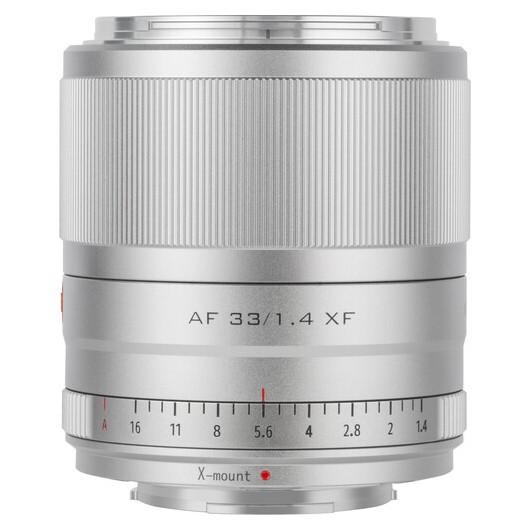 Viltrox AF 33 mm f 1.4 STM ED XF Fujifilm X