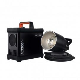 Godox AD1200PRO TTL lampa + moduł zasilający zestaw