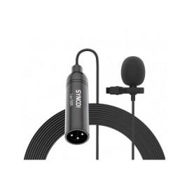 Synco S6R mikrofon krawatowy - XLRM, 48V Phantom