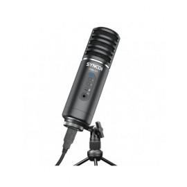 Synco V1 mikrofon USB z odsłuchem - pojemnościowy