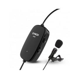 Synco S6M2 mikrofon krawatowy z odsłuchem i filtrem LowCut