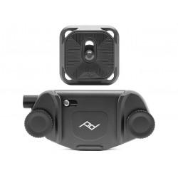 Peak Design Uchwyt Capture V3 z płytką standard – czarny