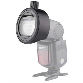 Godox S-R1 uniwersalny adapter do okrągłych akcesoriów lamp reporterskich